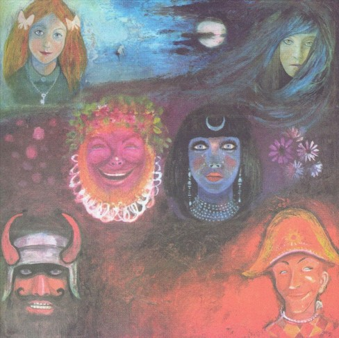 King crimson - In the wake of poseidon:30th annivers (CD) - image 1 of 1
