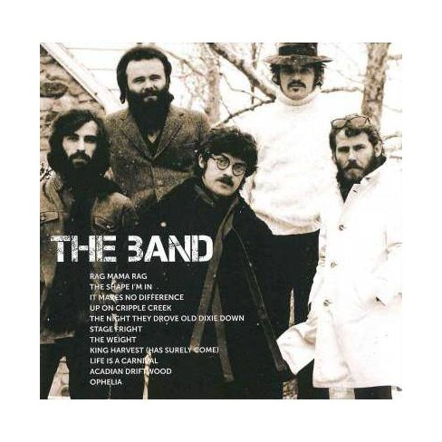 Band (The) - ICON: The Band (CD) - image 1 of 1