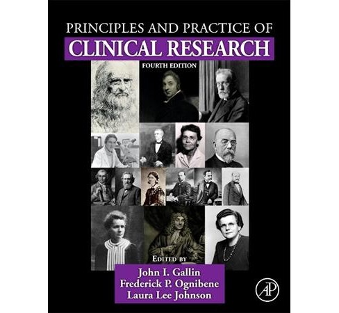 Principles and Practice of Clinical Research (Hardcover) - image 1 of 1