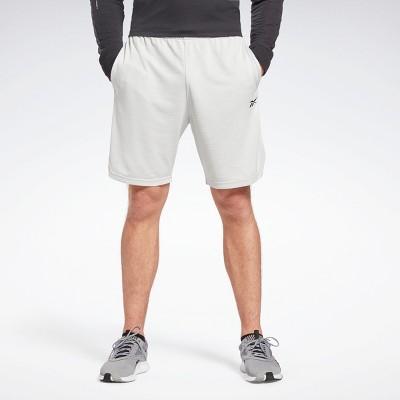Reebok Workout Ready Mélange Shorts Mens Athletic Shorts