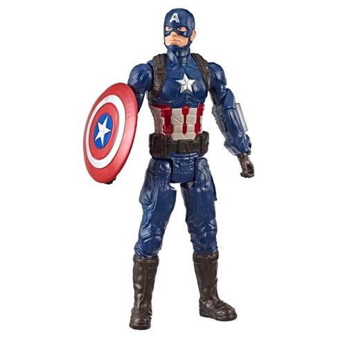 "Marvel Titan Hero Series Captain America Avengers Infinity War 12/"" Figure"