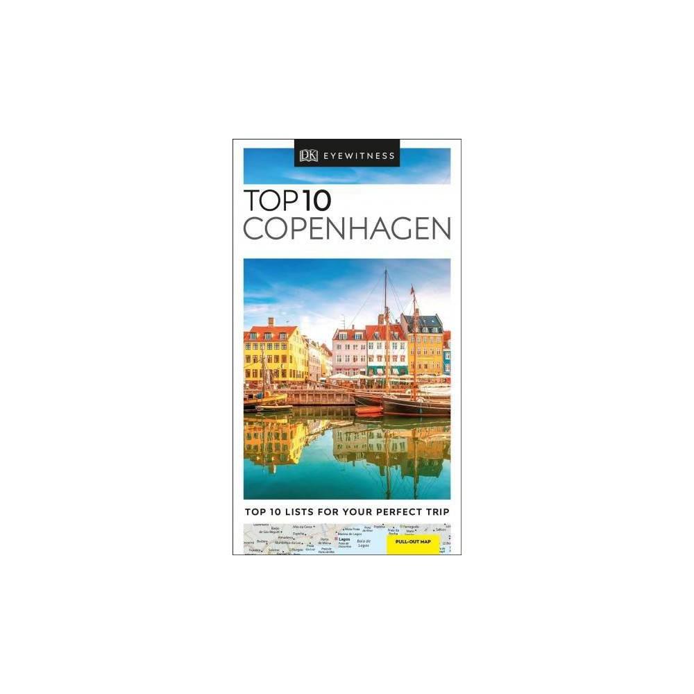 Dk Eyewitness Top 10 Copenhagen - (Paperback)