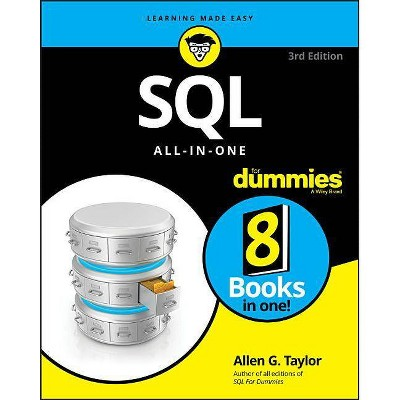 SQL All-In-One for Dummies - 3rd Edition by  Allen G Taylor (Paperback)