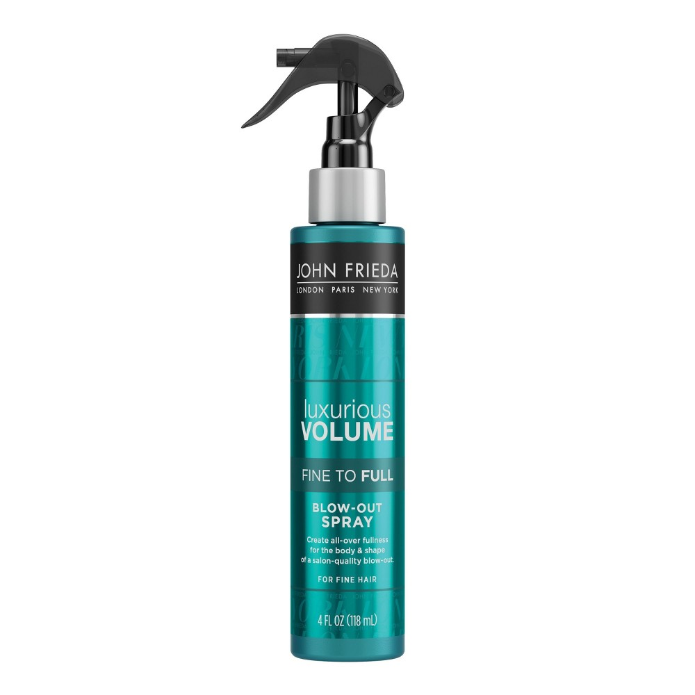 Image of John Frieda Luxurious Volume Fine to Full Blow Out Spray - 4oz