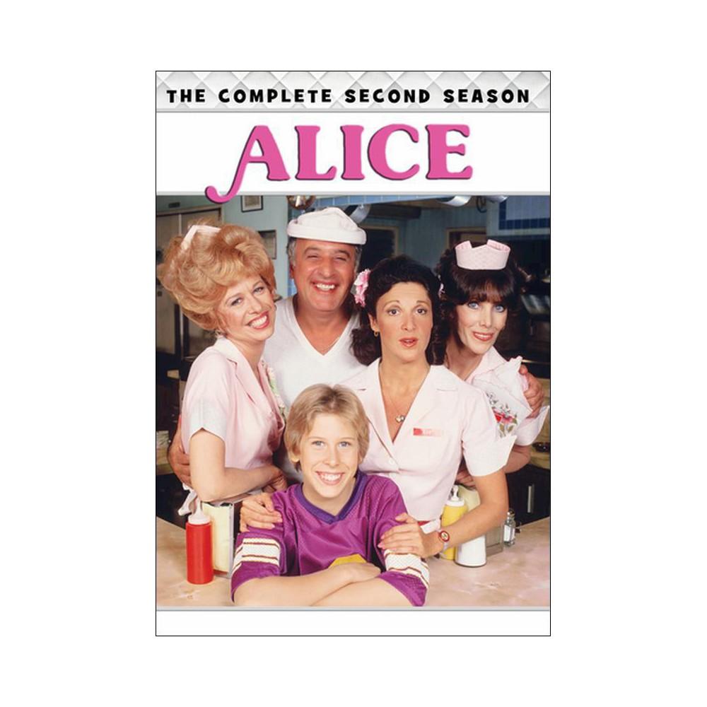 Alice:Complete Second Season (Dvd)