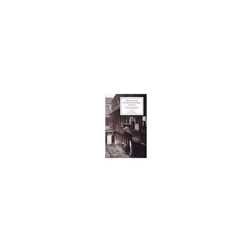 Strange Case of Dr Jekyll and Mr Hyde (Paperback) (Robert Louis Stevenson)