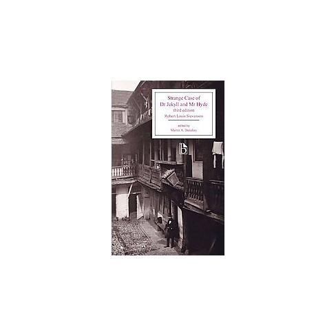 Strange Case Of Dr Jekyll And Mr Hyde Paperback Robert Louis