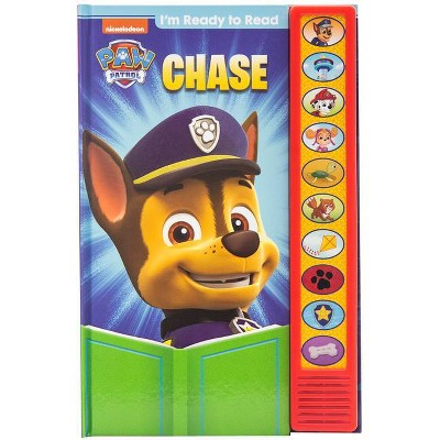 PAW Patrol: I'm Ready to Read - Sound Book (Hardcover)