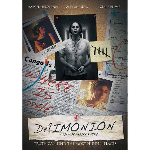 Daimonion (DVD) - image 1 of 1