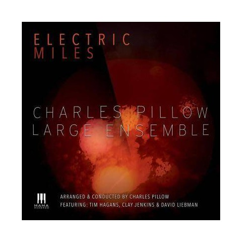 Charles Pillow - Electric Miles (CD) - image 1 of 1