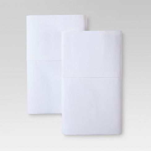 Ultra Soft Solid Pillowcase Set 300 Thread Count - Threshold™ - image 1 of 1