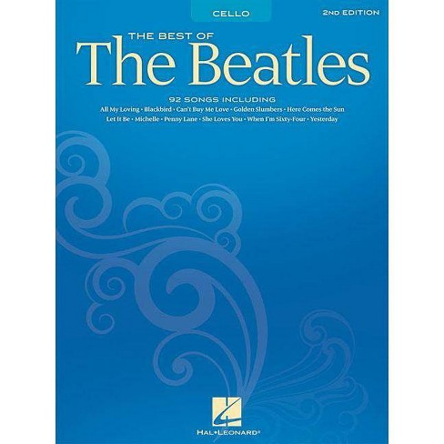 Best of the Beatles for Cello - 2 Edition (Sheet music) - image 1 of 1