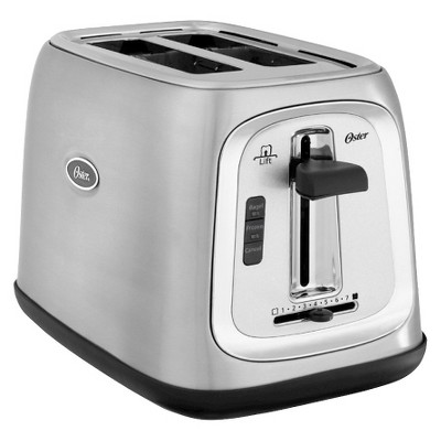 Oster 2 Slice Toaster - Brushed Stainless Steel TSSTTRJB29