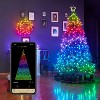 Twinkly 400 LED RGB Multicolor & White 105 ft. String Lights, WiFi Controlled - image 2 of 4