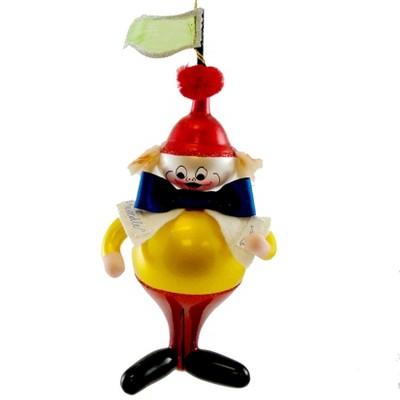 "Italian Ornaments 7.0"" Tweedle Dee Ornament Alice Wonderland  -  Tree Ornaments"