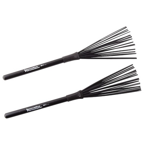 Innovative Percussion Synthetic Wood Handle Brushes Heavy - image 1 of 1