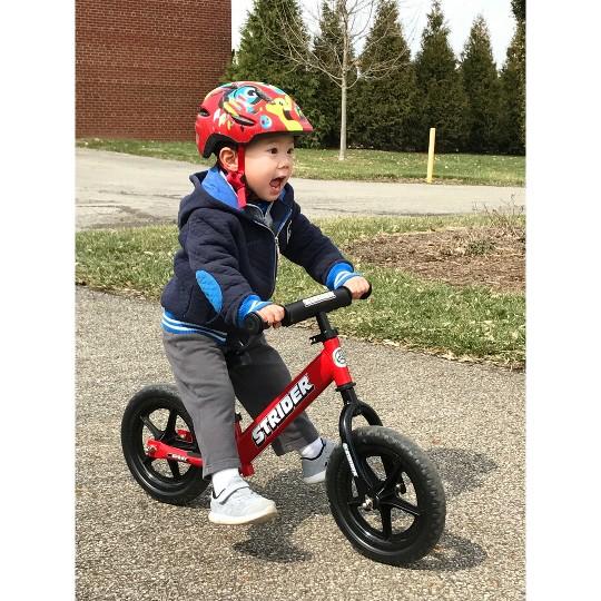 STRIDER 12 Sport Balance Bike - Red image number null