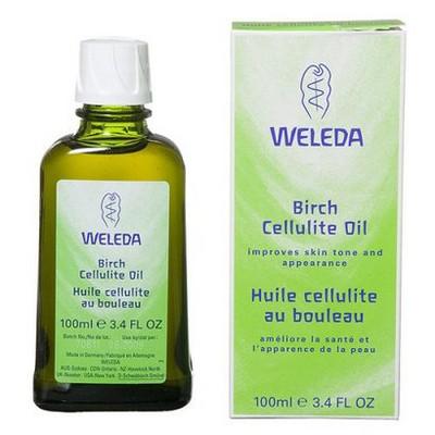 weleda cellulite oil