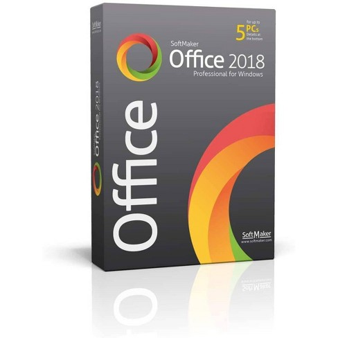 Softmaker Office 2018 Professional for Windows - PC (Digital) - image 1 of 4