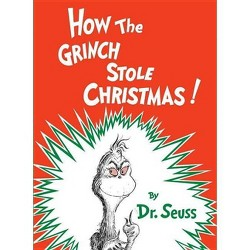 How the Grinch Stole Christmas! Party Edition (Hardcover) by Dr. Seuss