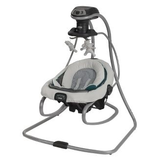 Graco DuetSoothe Swing and Rocker - Sapphire