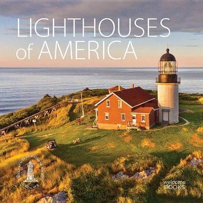 Lighthouses of America - by  Tom Beard (Hardcover)