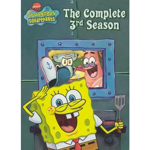 SpongeBob SquarePants: The Complete Third Season [3 Discs] - image 1 of 1