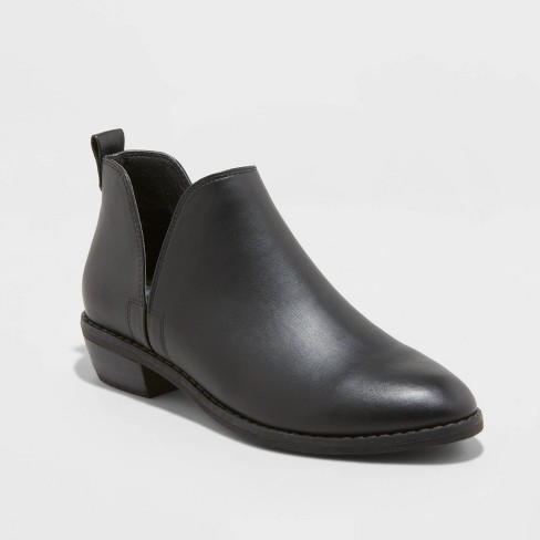 Women's Nora Cut Out Ankle Bootie - Universal Thread™ - image 1 of 3