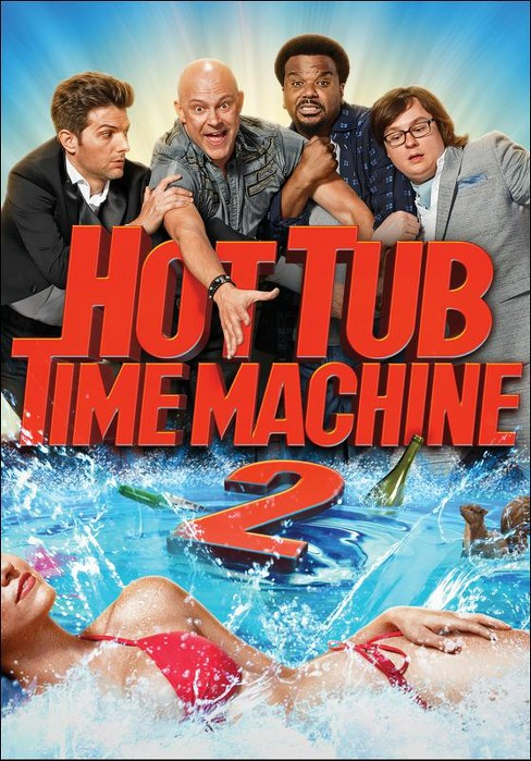 Hot Tub Time Machine 2 (dvd_video) - image 1 of 1