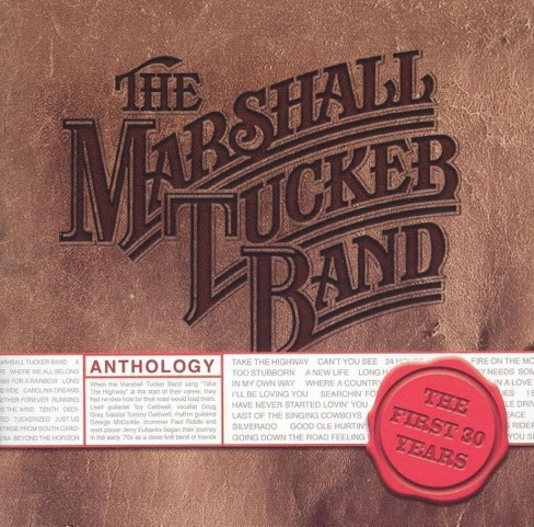 Marshall tucker band - Anthology:First 30 years (CD) - image 1 of 1