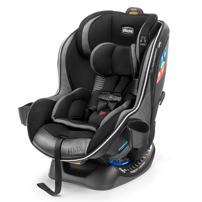 Chicco Next Fit Zip Max Convertible Car Seat - Black