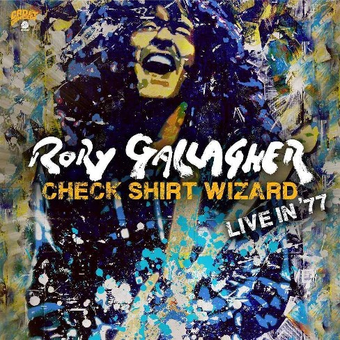 Rory Gallagher - Check Shirt Wizard: Live in '77 (2 CD) - image 1 of 1