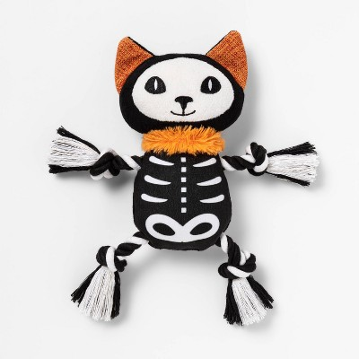 Skeleton with Rope Dog Toy - Hyde & EEK! Boutique™