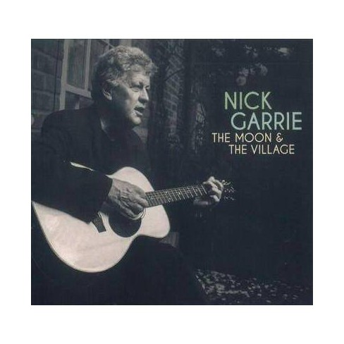 Nick Garrie - Moon And The Village (CD) - image 1 of 1