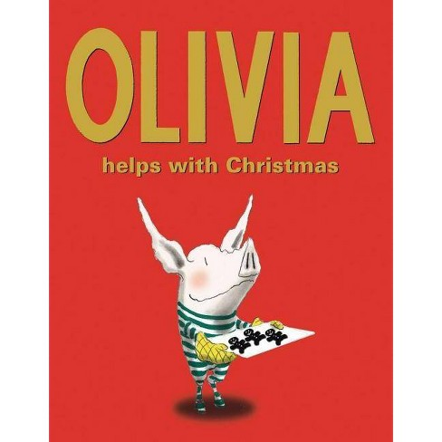 Olivia Helps with Christmas ( Olivia) (Hardcover) by Ian Falconer - image 1 of 1