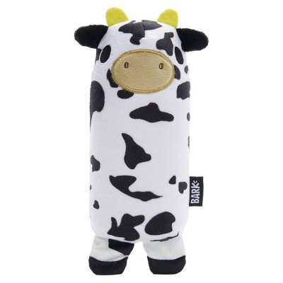 BARK Super Chewer Cow Dog Toy - Mad Cow