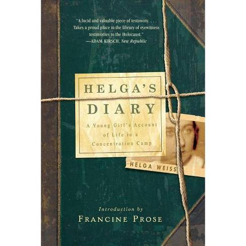 Helga's Diary - by  Helga Weiss (Paperback) - image 1 of 1