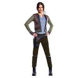 Star Wars Women's Rogue One Seal Commander Deluxe Adult Costume
