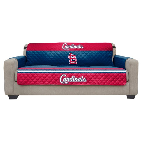 Superb Mlb St Louis Cardinals Sofa Slipcover Ibusinesslaw Wood Chair Design Ideas Ibusinesslaworg