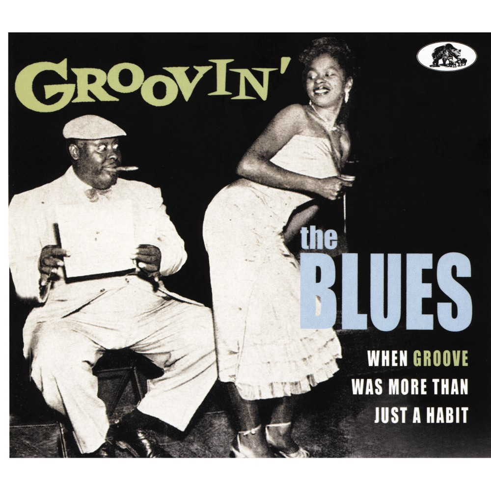 Various - Groovin The Blues (CD)