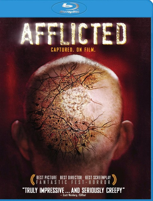 Afflicted (Blu-ray) - image 1 of 1