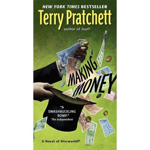 Making Money - (Discworld Novels (Paperback)) by  Terry Pratchett (Paperback) - image 1 of 1