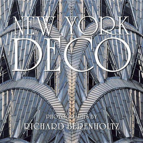 New York Deco - (Hardcover) - image 1 of 1