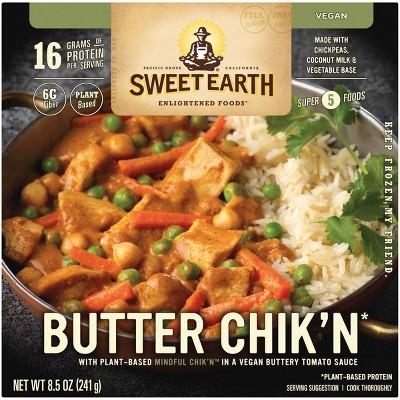 Sweet Earth Frozen Butter Chik'n - 8.5oz