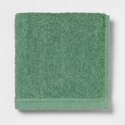 Everyday Washcloth Light Green - Room Essentials™