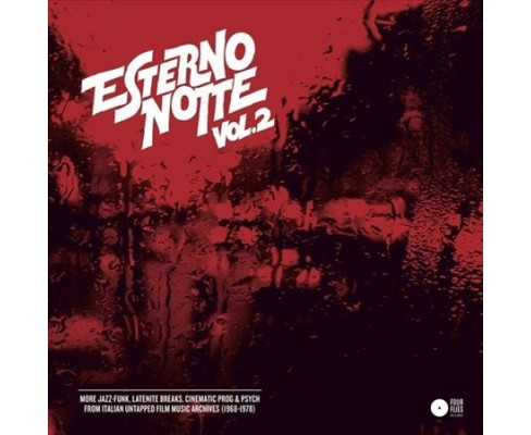 Various - Esterno Notte:Vol 2 (Ost) (Vinyl) - image 1 of 1