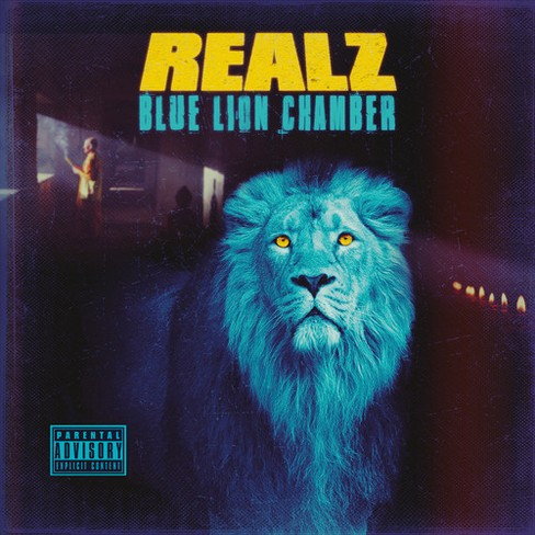 Realz - Blue Lion Chamber (CD) - image 1 of 1
