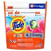 Tide Pods Laundry Detergent Pacs with Downy April Fresh - image 3 of 3