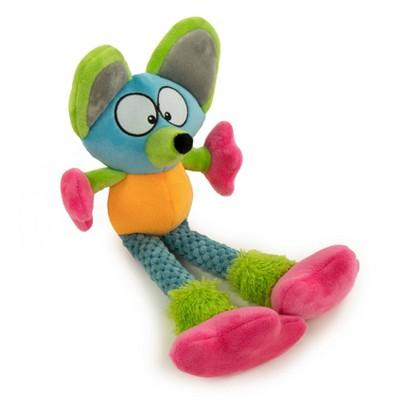 TrustyPup Long Legs Fox Dog Toy - L