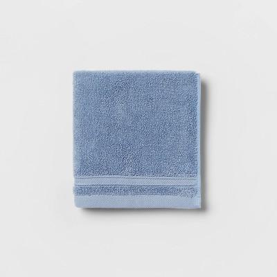Performance Washcloth Water Blue - Threshold™